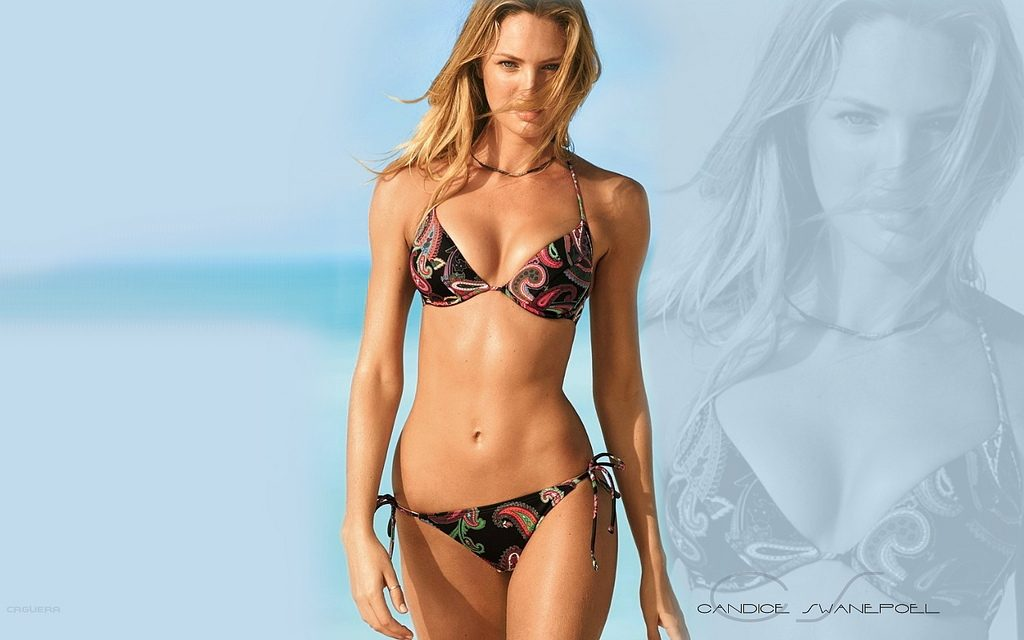 Candice Swanepoel - Nejkrásnější ženy showbyznysu