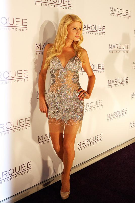 Paris Hilton - Nejkrásnější ženy showbyznysu - Celebritynet.cz